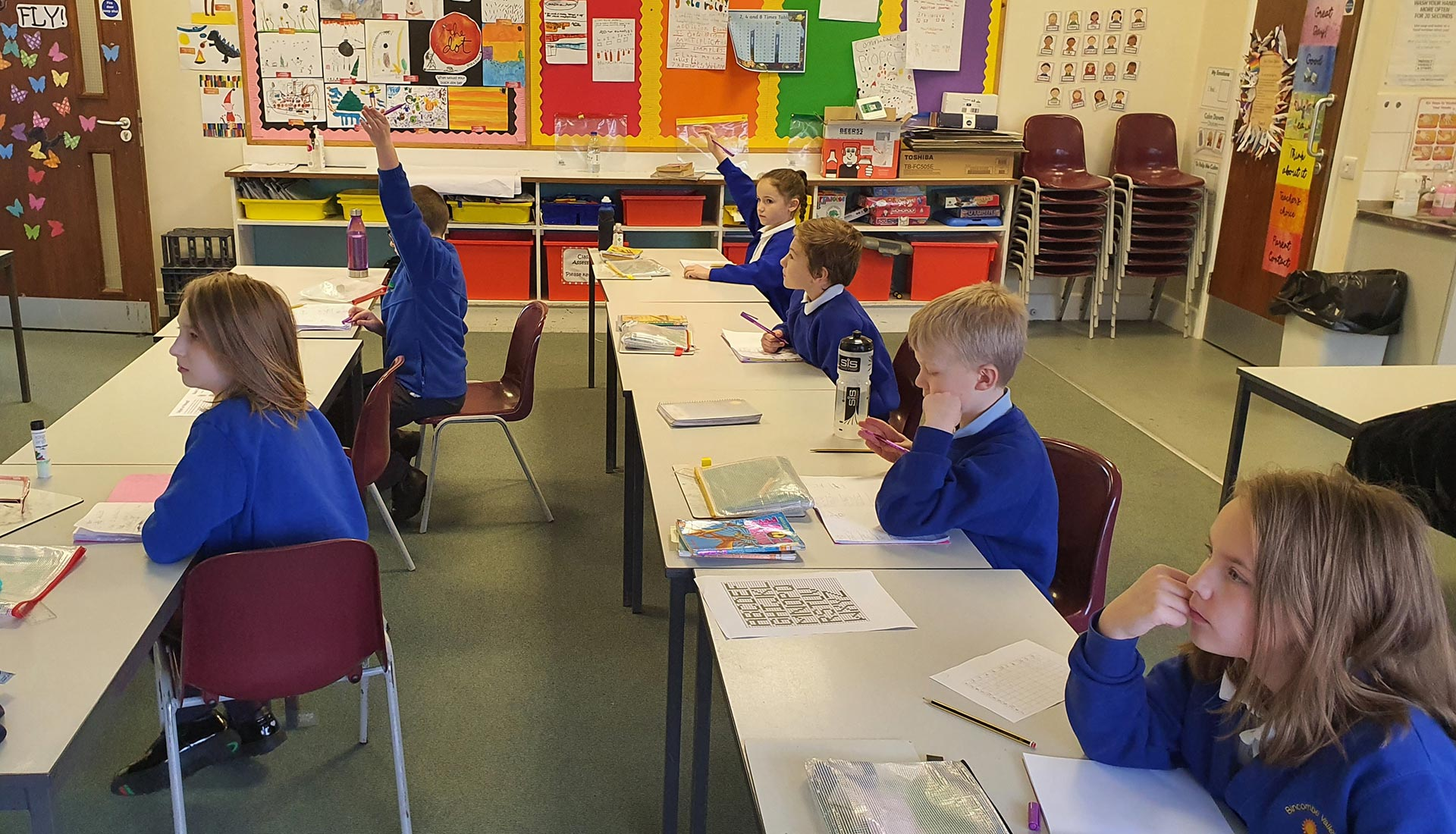 Life at Bincombe Valley Primary School